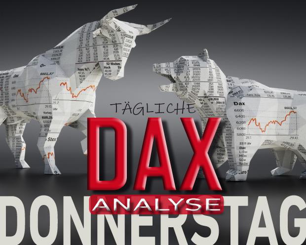 Tägliche DAX-Analyse zum 19.09.2019:  Bullen leiten neue Aufwärtswelle ein